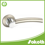 Timber Doorのための新しいModel Interior Lever Door Handle