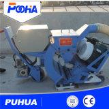 Machine extérieure mobile de grenaillage de plaque concrète et en acier