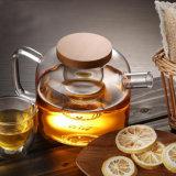 POT creativo del tè di resistenza termica dell'insieme di tè di disegno con Infuser