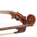 Arqueamiento de violín barroco profesional al por mayor de madera de serpiente del estilo