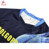 昇華カスタム安いラグビーのジャージーのワイシャツのスポーツ・ウェアデザイン