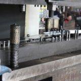 Doblar la cama de metal marco soporte de estampación en forma de L