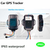Водоустойчивый отслежыватель GPS автомобиля с располагать реальное время (JM01)