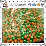 Bolas coloridas al por mayor de la pintura del torneo Paintballs/del calibre de 0.68 pulgadas