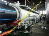Conduttura dell'HDPE che fa macchina