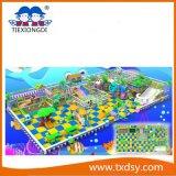 Campo de jogos interno Txd16-ID029 interno das crianças luxuosos
