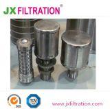 Las boquillas de filtro de la planta de tratamiento de agua