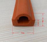 Kühlraum-Rand-Abstands-Silikon-Schwamm-Dichtungs-Streifen/Silikon-Dichtung