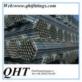 Alloy senza giunte Hot Dipped Galvanized Steel Pipe per Construction