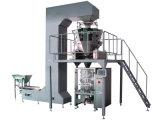L'eau minérale sucre automatique//l'huile /Granule /liquide jus /grand sac Volume Pack oreiller Machine d'emballage verticale (PM-420)