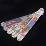 중국 공급자 미장원은 꽃 패턴 장식적인 손톱용 줄칼, 최고 손톱 파일을 도구로 만든다