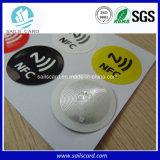 수동적인 Topza512 NFC RFID 스티커