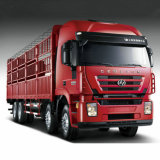 2018 nuovo camion del carico del palo dell'Iveco Hongyan 8X4 40ton