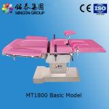 Tabela de obstetrícia eléctrico marca Mingtai MT1800 com marcação CE