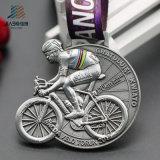 Medaglia olimpica di vendita calda del metallo di Powerlifting dell'oro del pezzo fuso 3D del premio