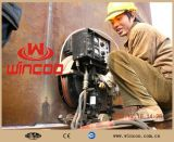 Tractor / máquina automática de soldadura de costura de extremos / filetes para la construcción de tanques