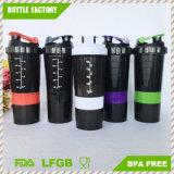 Бутылка смесителя Blender трасучки протеина многофункционального Bap свободно