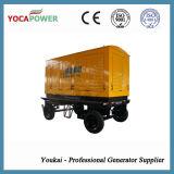 generatore mobile elettrico del diesel del rimorchio 250kVA