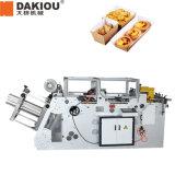 Papel Caja de pizza Alimentos caja de almuerzo que forma la máquina