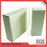 Ecológica El papel de embalaje Caja de regalo de caja blanca con la fabricación China