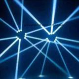mini4in1 Driehoek 9PCS*10W die CREE RGBW het HoofdLicht van de Spin bewegen