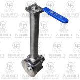 La conexión del depósito de la parte inferior de la válvula de bola disponibles para el Control automático