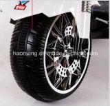 Мотоцикл 3 малышей колеса электрический с лампой аварийной сигнализации