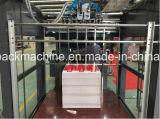 Papel ondulado automática de alta velocidade Caixa Laminadora fazendo a máquina