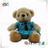 Castanho Tamanho pequeno ursinho Urso uniformes policiais Toy