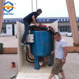 携帯用ドライクリーニングの砂の送風機械か鍋