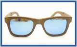 OEM van China Trendy Product Hotsale van de Zonnebril van de Kwaliteit Vouwbare Houten Houten Materiële