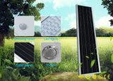 40W de energía solar Alumbrado Público todo-en-Uno LED integrado de la luz de la calle