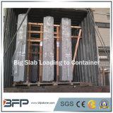 G654 Padang Dark Black Granite Slabs para revestimento de azulejos / telhas de parede
