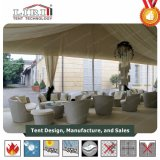 Tente 15X20 blanche pour l'événement extérieur de mariage de l'usine