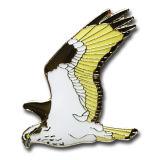 Modificar Pin suave/Pin de la solapa para requisitos particulares (QL-Hz-0019) de la divisa del esmalte de la dimensión de una variable de los pájaros