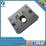 Précision d'usine d'usinage CNC aluminium Nylon POM acier partie métallique en laiton