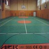 De Sporten die van pvc, de Bevloering van de Gymnastiek van pvc, de Plastic Bevloering van pvc vloeren
