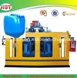 máquina doble del moldeo por insuflación de aire comprimido de la protuberancia de la estación 20L