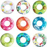 O anel de borracha de natação para crianças - Criança insuflável de flutuação do anel de natação para Piscina / Piscina