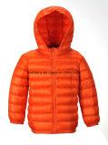 겨울 아이들 옥외 아래로 재킷