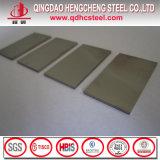 Горячекатаная высокопрочная низкая плита сплава A572gr50 стальная