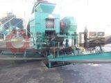 Hot la vente de petite capacité machine à briquettes de charbon de bois