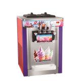 De nieuwe Zachte Yoghurt van het Type van Bovenkant van de Lijst dient de Machine van het Roomijs voor Commerciële Verkoop