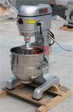 Venda a quente profissional em aço inoxidável comercial a batedeira eléctrica do suporte planetário (ZMD-30)