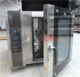 5 Tellersegment-professioneller elektrischer drehender Konvektion-Ofen-Flamme-Fühler (ZMR-5D)