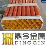 Las pinturas de resina epoxi en877 de tuberías de hierro fundido