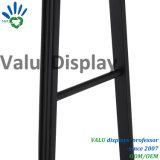Form-Speicher-Bekleidungsgeschäft-Geräten-Metallfußboden-Bildschirmanzeige-Zahnstange