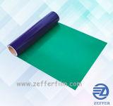 película 35micron azul para o painel composto de alumínio