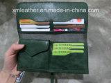 جديدة نمو [بو] جلد سيادة [بورس] /Women محفظة مع عملة جيب