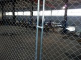 Wollongongの臨時雇用者の塀